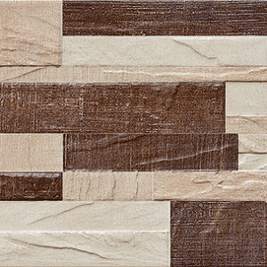 Arles Slab Mix Marron плитка для стен