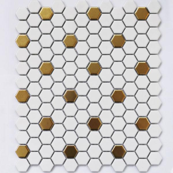 Babylon Gold matt мозаика