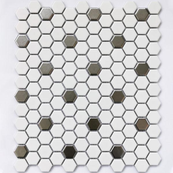Babylon Silver matt