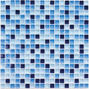 Blue Drops мозаика