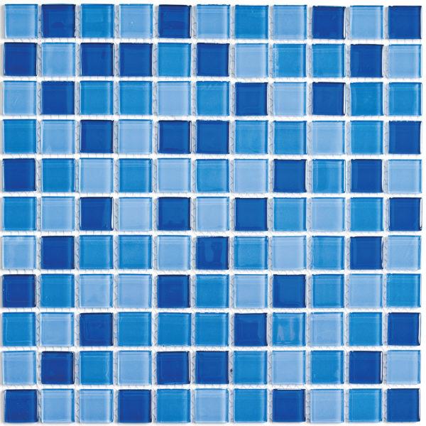 Blue wave-1 мозаика