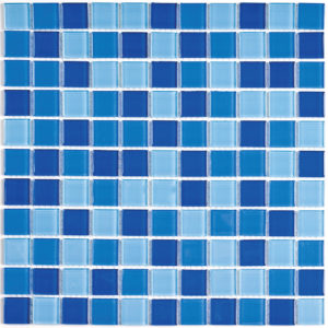 Blue wave-2 мозаика