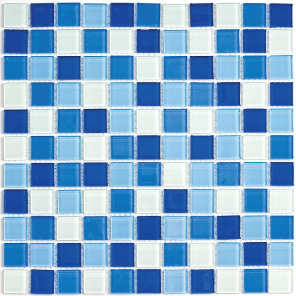 Blue wave-3 мозика