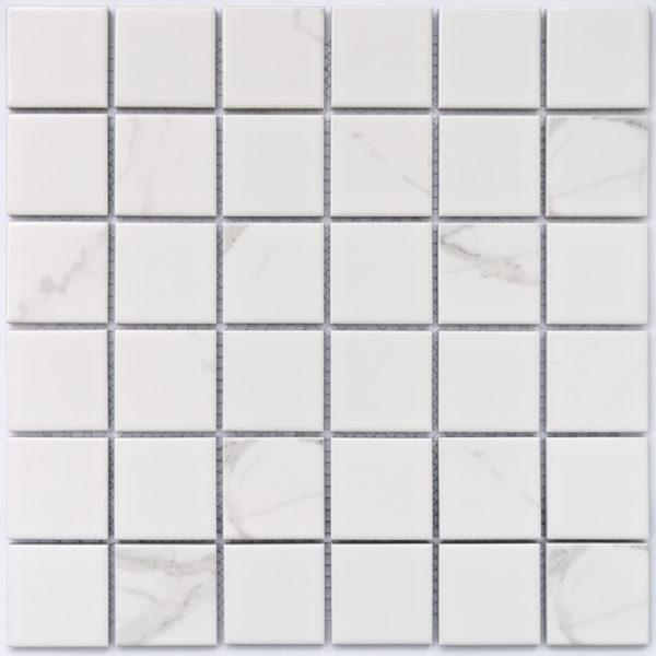 Calacatta-48 мозаика
