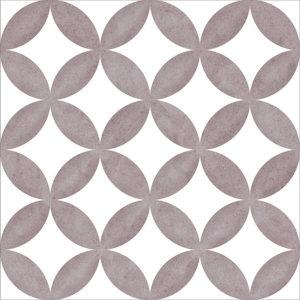 District Circles Silver Grey плитка для пола и стен
