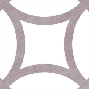 District Figure Silver Grey плитка для стен и пола