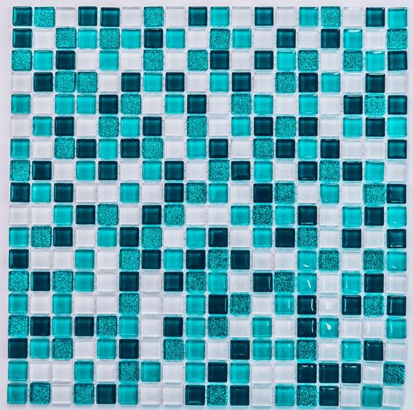 Glossy мозаика