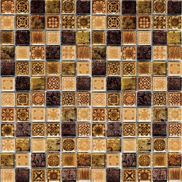 Morocco Gold мозаика