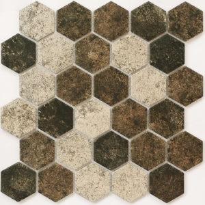 Olmeto Brown мозаика