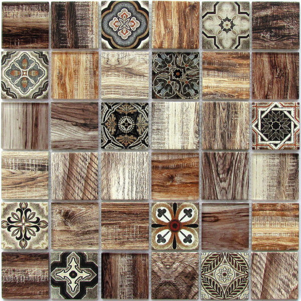 Rabat Brown мозаика