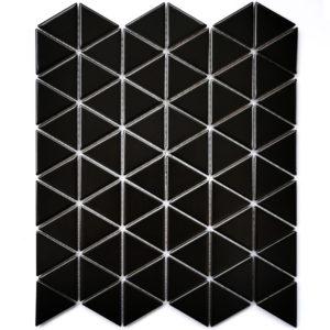 Reno Black matt мозаика