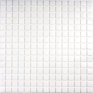 Simple White (на бумаге) мозаика