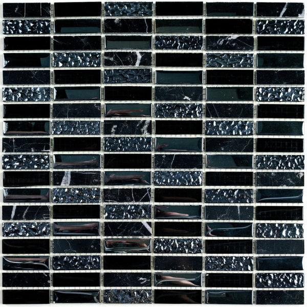 Super Line (black) мозаика