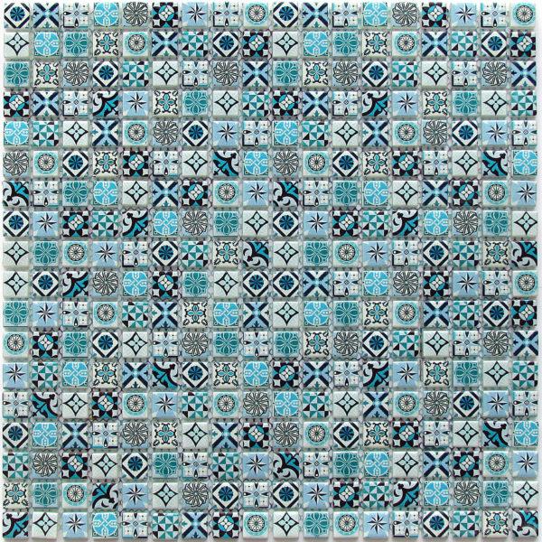 Xindi Blue мозаика
