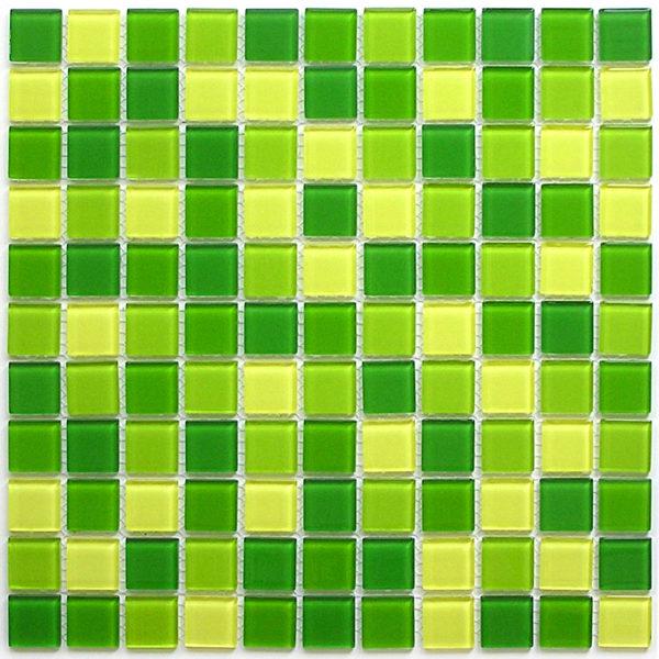 Apple mix мозаика из стекла
