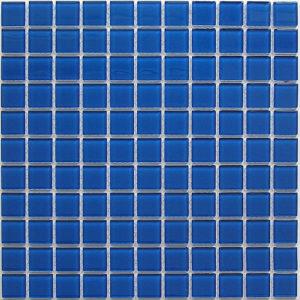 Deep blu мозаика