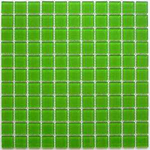 Green glass мозаика