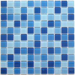 Navy blu мозаика