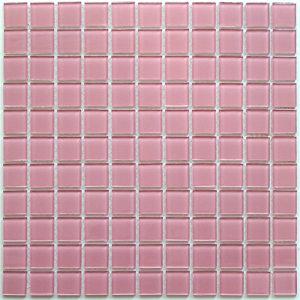 Pink glass мозаика
