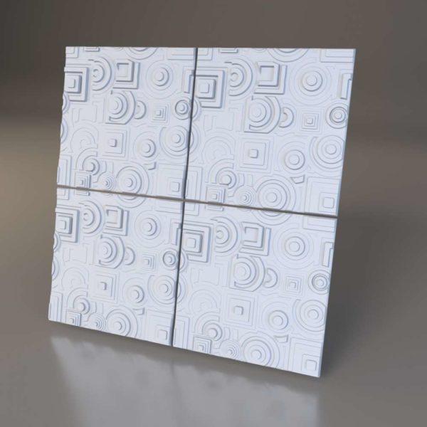 3D панели Memfis