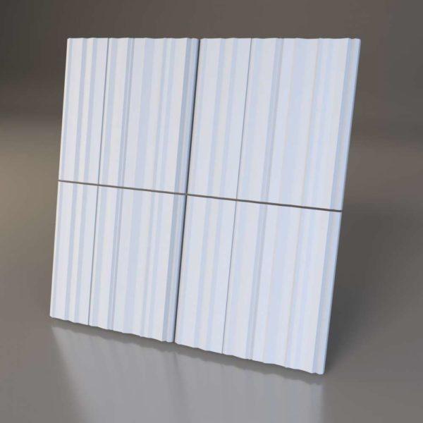 3D панели Barcode