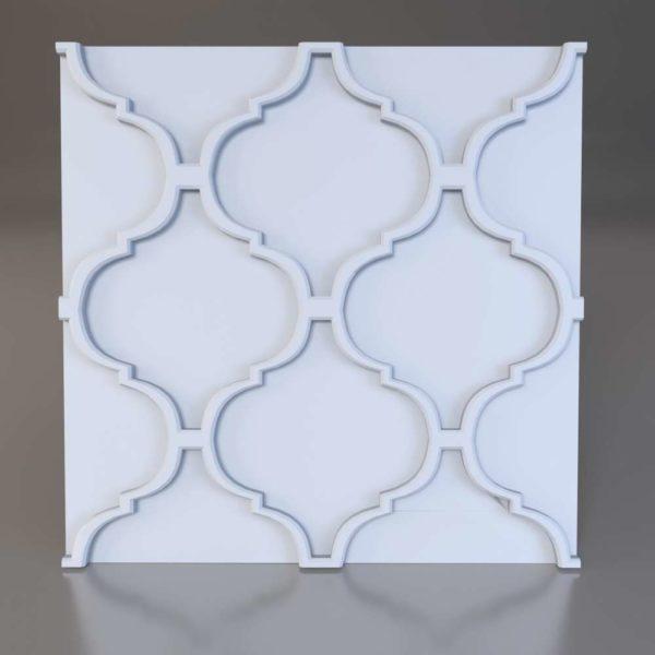 3D панели Scroii