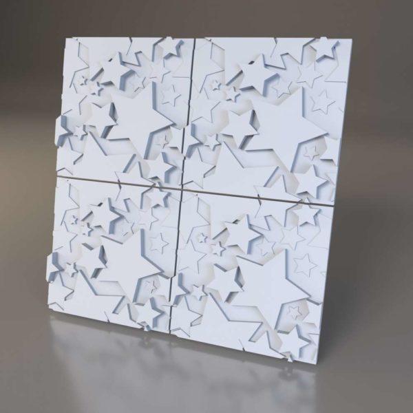 Starfall 3D панель