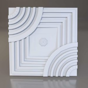 3D панели Diamete