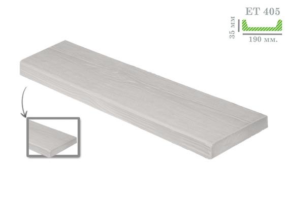 ET 405 панель