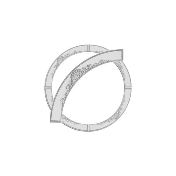 KR 121 круговые бордюры