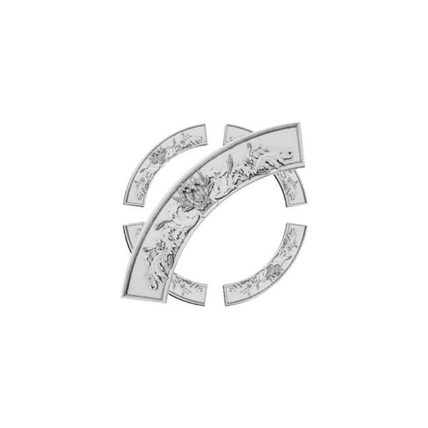 KR 122 круговые бордюры