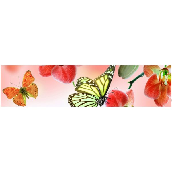 Кухонный фартук Бабочка-1