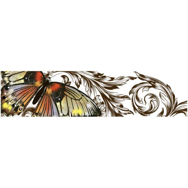 Кухонный фартук Бабочка 3