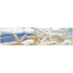 Кухонный фартук Морские звезды