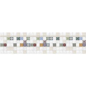 Кухонный фартук Мозайка цветная 1