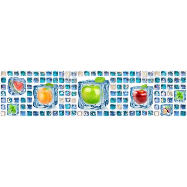 Кухонный фартук Мозайка с фруктами