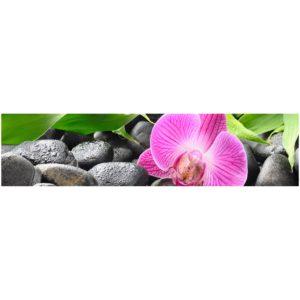 Кухонный фартук Орхидея 2