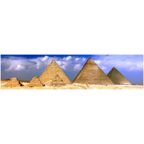 Кухонный фартук Пирамиды