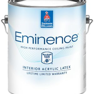 Eminence high Performance ceiling paint