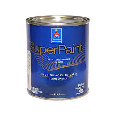 Super Paint interior
