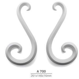 Орнамент A 700 L/R