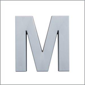 Буква для интерьера